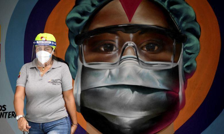 """Preocupación en Venezuela por segunda ola de covid """"más virulenta"""" 1"""