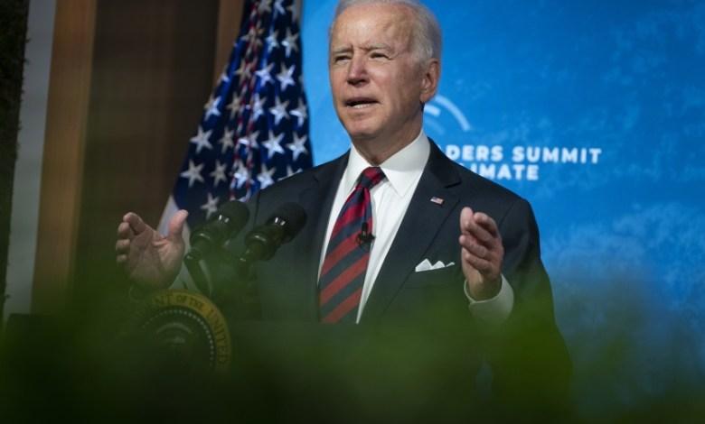Biden anuncia drástica reducción de emisiones de carbono por parte de EE.UU. para el 2030 1