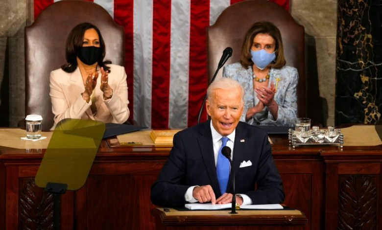 """Biden pide al Congreso aprobar ley migratoria para proteger a los """"dreamers"""" 1"""