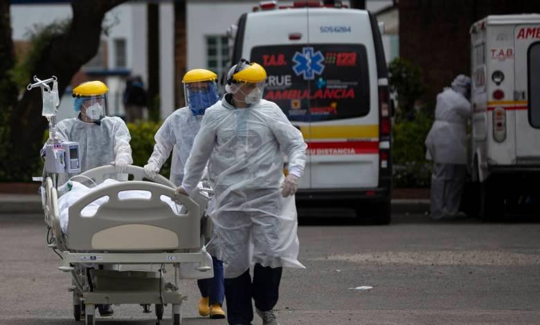 Bogotá declara alerta roja ante avance de tercera ola de coronavirus 1