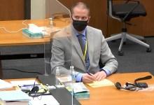 Derek Chauvin se niega a declarar en juicio por la muerte de George Floyd 14