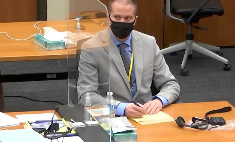 Derek Chauvin se niega a declarar en juicio por la muerte de George Floyd 1