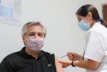 Presidente de Argentina dio positivo por coronavirus a un mes de haberse vacunado 5
