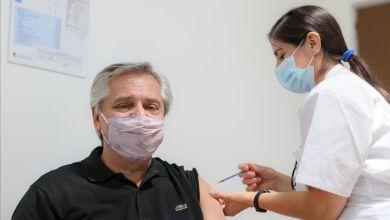 Presidente de Argentina dio positivo por coronavirus a un mes de haberse vacunado 3