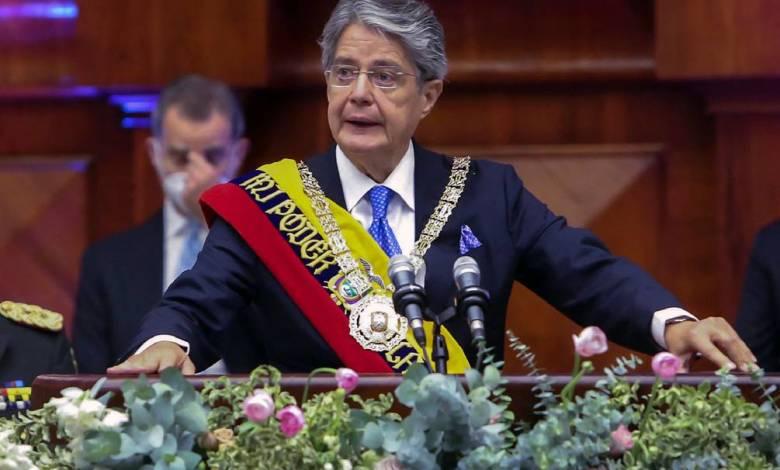 Guillermo Lasso asume la presidencia de Ecuador por los próximos 4 años 1