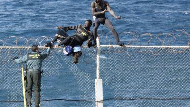 Más de 5,000 migrantes marroquíes ingresaron a territorio español en solo un día 3