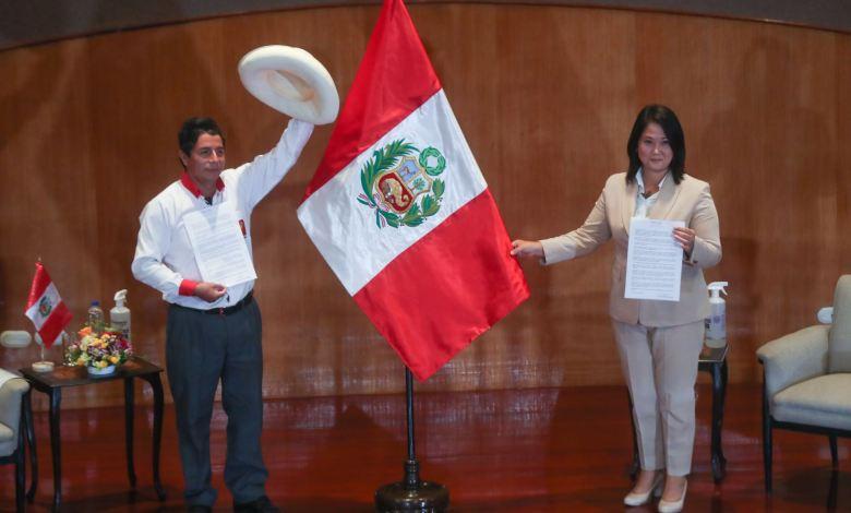 Perú: Encuestas dan un empate técnico a una semana de elección presidencial 1