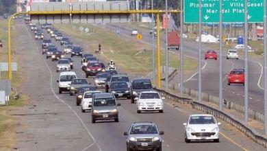 Photo of Intenso movimiento en las rutas de todo el país, luego de las minivacaciones por los feriados