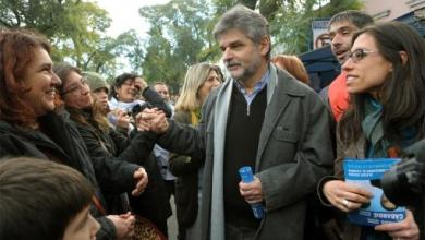 Photo of Camino a las PASO 2013: Daniel Filmus y Cabandié hicieron campaña en la feria de Mataderos