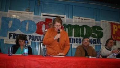 """Photo of Marta Maffei  en La Matanza: """"Tenemos como prioridad, la salud y la seguridad"""""""