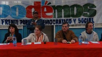 Photo of Camino a las PASO 2013: Tras los anuncios nacional y provincial, el PODEMOS se presentó en La Matanza