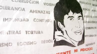"""Photo of Luciano Arruga: """"A casi 5 años de lucha, redoblamos la apuesta y renovamos energías"""""""
