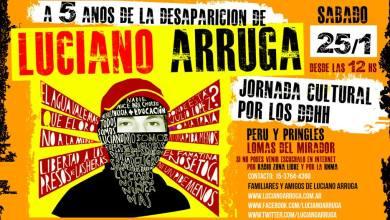 Photo of La Matanza:  El PTS adhiere a la jornada en homenaje a Luciano Arruga