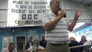 """Photo of Juan Carlos Alderete: """"El pueblo ha quedado como rehén de la pelea entre el gobierno y las empresas"""""""