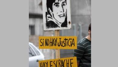 Photo of Caso Luciano Arruga:Repudio por la decisión de levantar sanciones a policías implicados