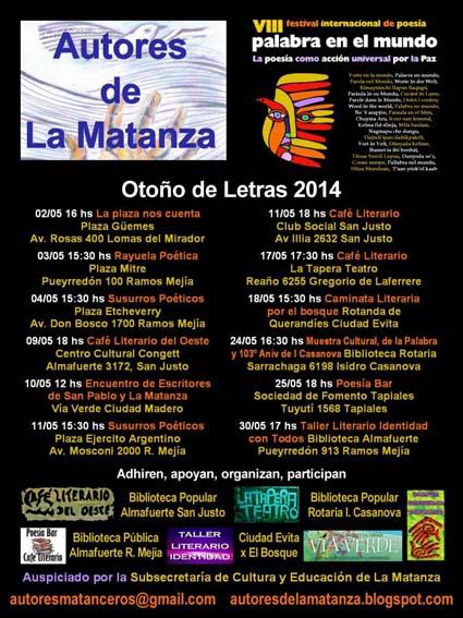 MAT6 AUTORES LA MATANZA 425
