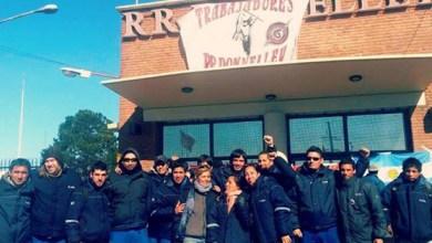 Photo of San Justo  El Suteba reafirmó su apoyo a los trabajadores de Lear y Donnelley