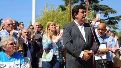 Photo of Rafael Castillo: Acto Y Desfile En Homenaje A Malvinas
