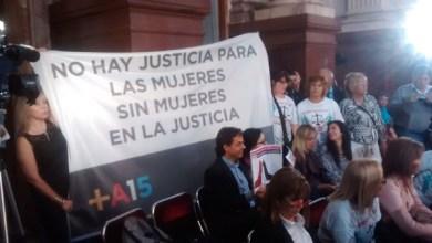 """Photo of Ferraro Medina: """"Si No Hay Mujeres En La Justicia, No Habrá Justicia Para Las Mujeres"""""""