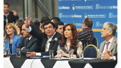 Photo of González Catan: Cristina Fernández De Kirchner Visitó El Distrito Para La Apertura De Un Polideportivo
