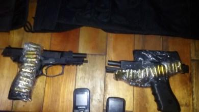 Photo of Mercado Central: Tres Detenidos Y Varias Armas Secuestradas