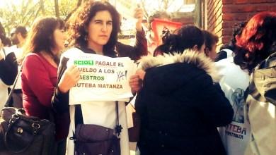 """Photo of PTS: """"Por Protesta Docente, Scioli No Pudo Filmar Spot De Campaña"""""""
