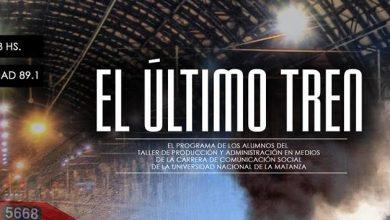 """Photo of UNLAM R/U 89.1 FM: Se Renueva """"El Último Tren"""""""