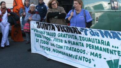 Photo of San Justo: Reclamo Contra La Inseguridad En El Hospital Del Niño