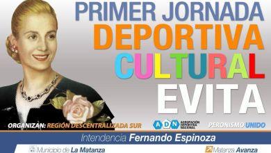 Photo of Jornada Cultural Y Deportiva En Virrey Del Pino
