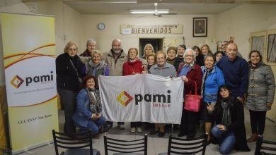 Photo of Villa Madero: Charla Del PAMI En Centro De Jubilados