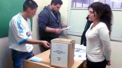 Photo of Participación: Jóvenes En Conflicto Con La Ley Penal Votaron En Las Primarias