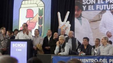 Photo of El PJ bonaerense se mostró unido y respaldó las candidaturas de Scioli a presidente y Fernández a gobernador