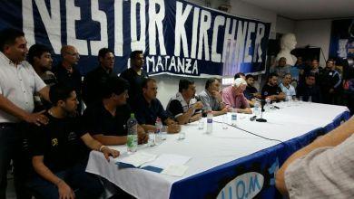 Photo of Gremiales: La Néstor Kirchner con color electoral en la UOM Matanza