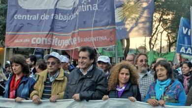 Photo of Laferrere: Juan Carlos Alderete repudia la detención de Milagro Salas.