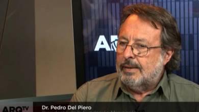 """Photo of Pedro Del Piero: """"Buenos Aires Metropolitana, monocolor político"""""""