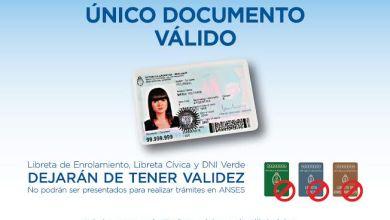 Photo of ANSES:Para cobrar la AUH hay que presentar la Libreta de Salud y Educación