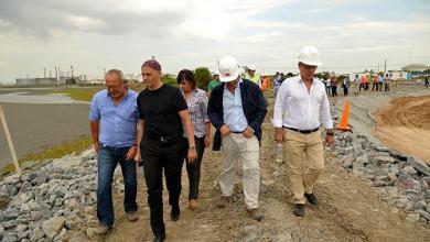 Photo of Cuenca Matanza-Riachuelo:Bergman ratificó su compromiso con el saneamiento