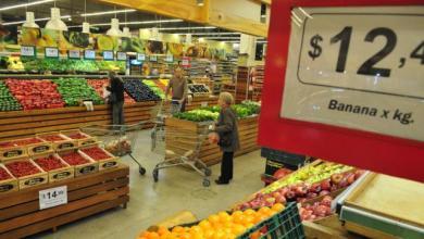 Photo of Precios:La canasta de alimentos es un 2% más cara en marzo