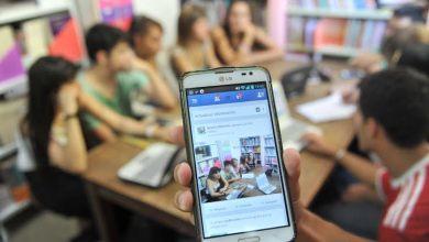 """Photo of Nuevas costumbres:Alumnos y profesores """"conectados"""" para el uso de las redes sociales"""