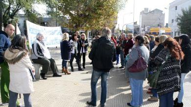 Photo of San Justo:Siguen las asambleas de la APS en la Plaza San Martín
