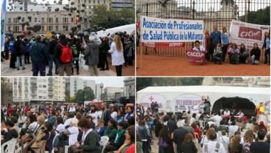 Photo of Acompañamiento:Médicos del Paroissien en la Carpa Sanitaria de la CICOP