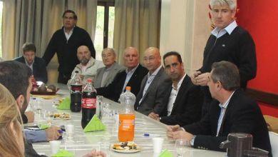 Photo of Morón:Tagliaferro se reunió con representantes de las Cámaras Empresarias