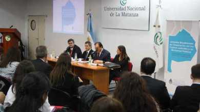 Photo of Actividad:Jornada de Cooperación con los Poderes Judiciales en la UNLaM