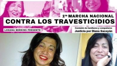 Photo of Convocan a la primera marcha nacional contra los travesticidios