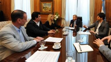 Photo of #Tarifazo:Verónica Magario participó de un encuentro con el ministro Frigerio