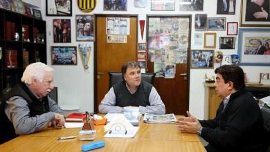 Photo of San Justo:Reunión de Fernando Espinoza con la UOM Matanza