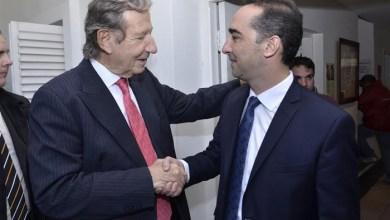 Photo of Casa de la Memoria y la Vida: El intendente recibió a Leandro Despouy