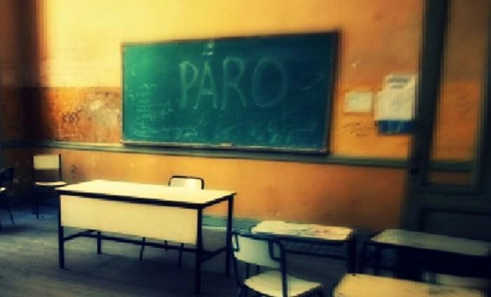 Paro-docente-aula-vacia