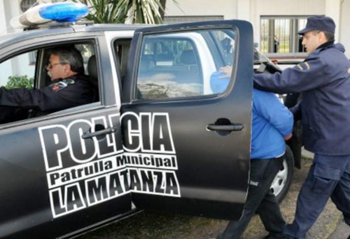 POLICIAL V. LUZURIAGA