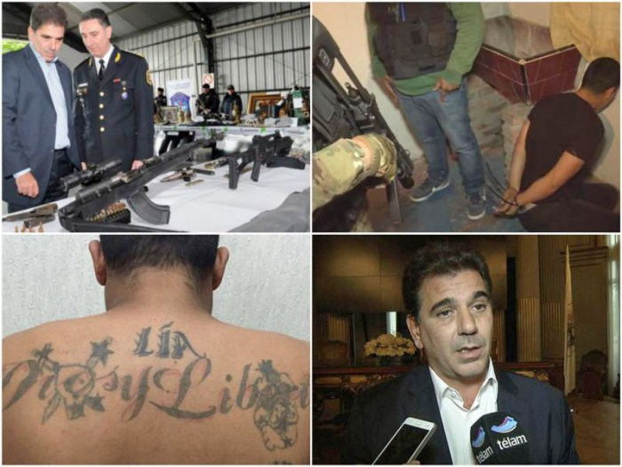 POLICIAL NARCOS LA MATANZA